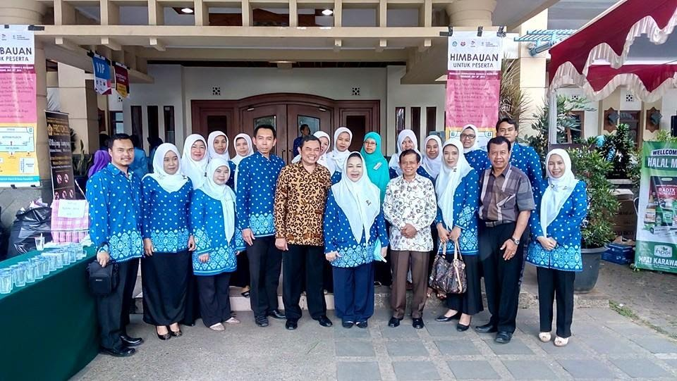 67 Gambar Baju Batik Himpaudi Terbaru