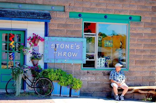 Stone's Throw, Bayview, WI