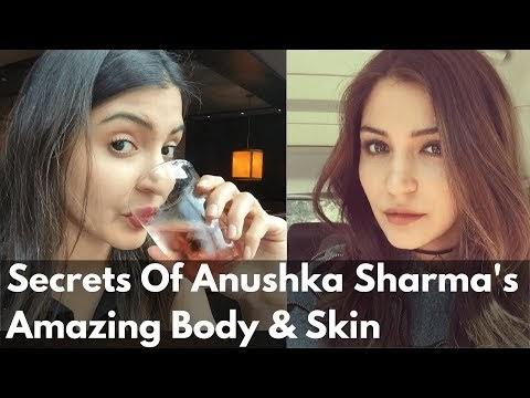 Secrets Of Anushka Sharma's Amazing Body & Skin skin whitening home remedies