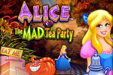 Alice and the mad tea party wms slot game Anamur