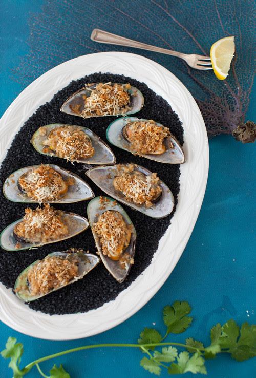 Stuffed Mussels 4