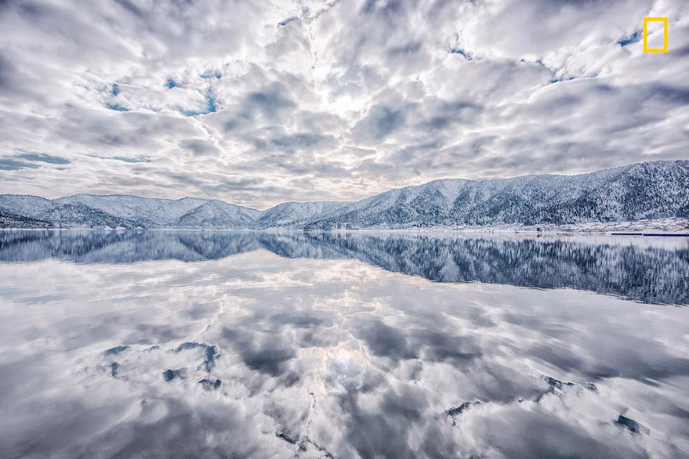 Отражения озера