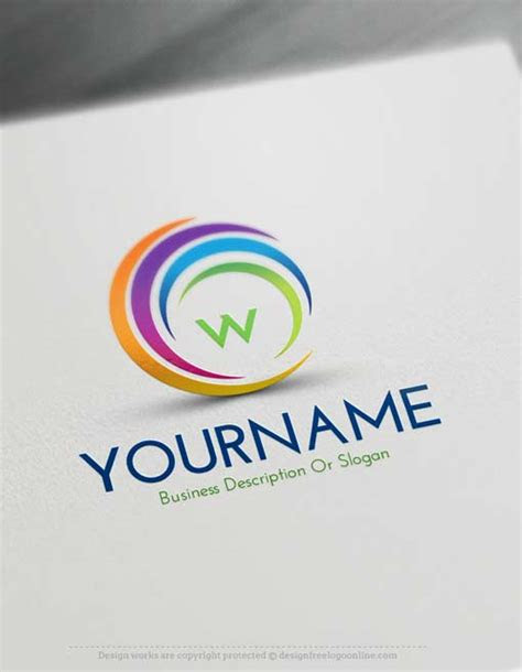 create  logo     logo maker