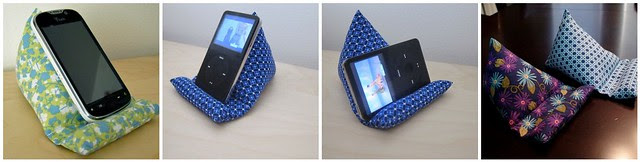 Phone Pillows - quick and easy Christmas Gifts