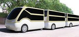 Il bus ad aria prodotto da Mdi
