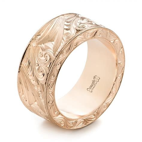 custom diamond mokume mens wedding band  seattle