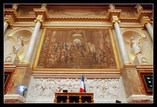 Assemblée Nationale - Hemicycle