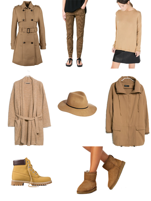 camel color trend shoes coat jacket jassen mantels cape poncho timberland nelly knock off cheap fashion blogger turn it inside out belgium belgie boots laarzen hoed hats wool fedora hat camel inspiration post fall winter autumn fw14 2014 trends mode kleuren ugg australia asos nelly