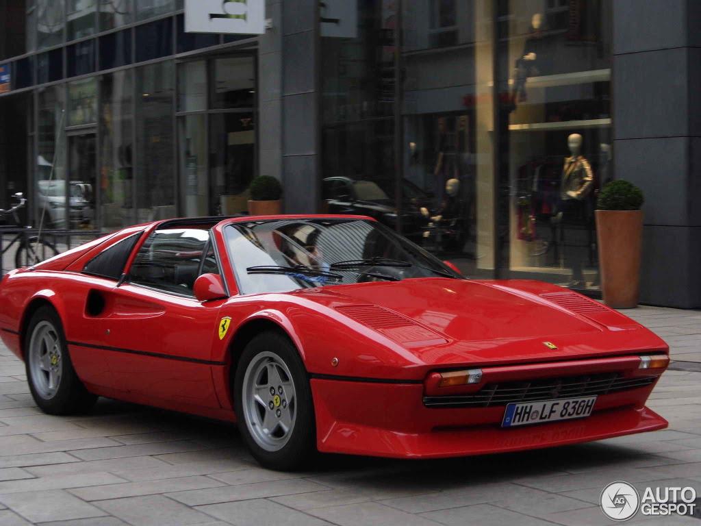 Ferrari 308 GTS Quattrovalvole - 21 October 2013 - Autogespot