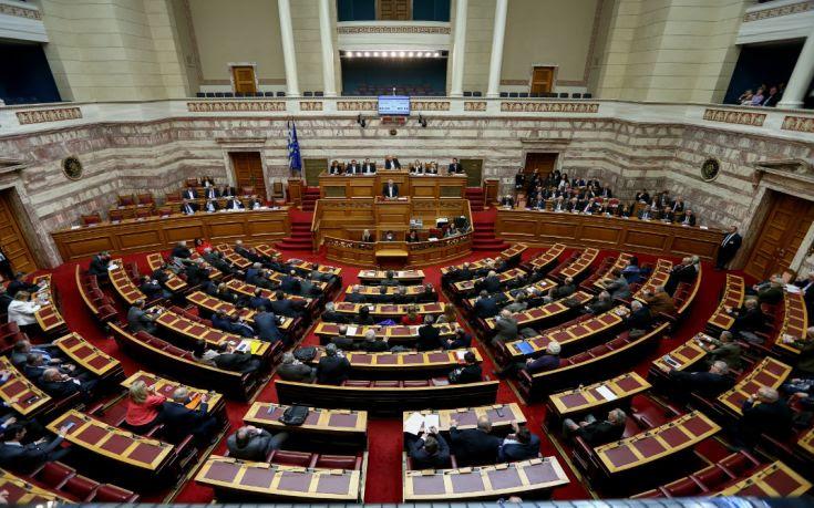 Πέρασε στην Ολομέλεια η πρόταση των ΣΥΡΙΖΑ και ΑΝ.ΕΛ.