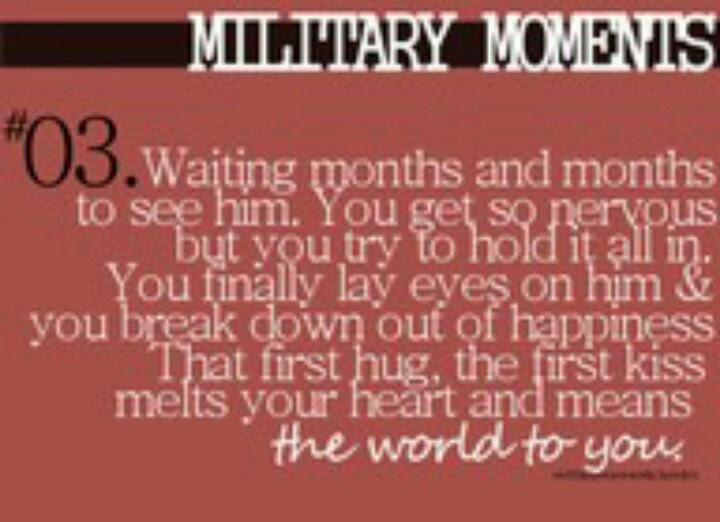 Inspirational Quotes For Army Boyfriend - Vic Quotes