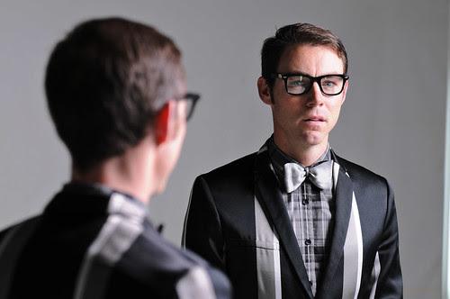Matt Jordan, Imelda Matt, Studio Portrait in Mirror