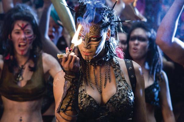 Viper's Face & Tongue Tattoos – Doomsday