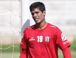Gilvan, goleiro do Botafogo-SP (Foto: Rogério Moroti/Ag. Botafogo)