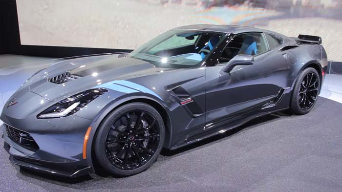 Only 1,000 Corvette Grand Sport Collector Edition Models Will Be Offered