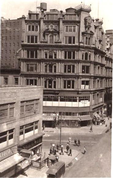 Gilsey House 1920