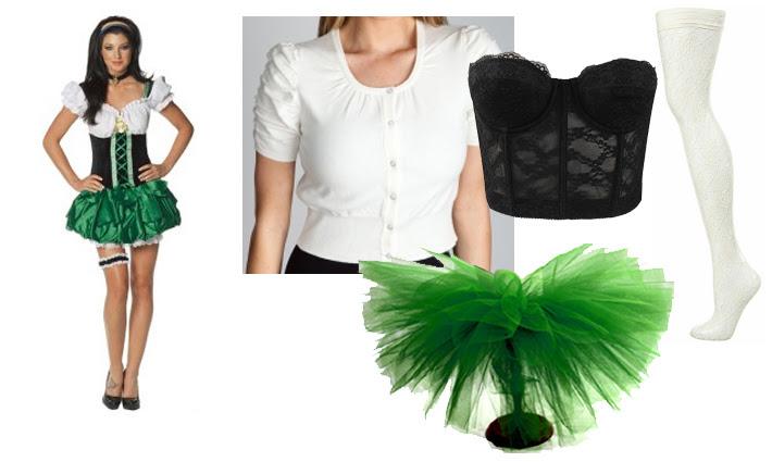 St Patrick Day Costumes Meningrey