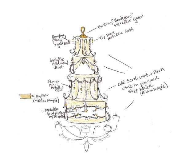 Something Old Design Sketch