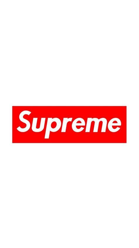 logo brands supreme supreme backgrounds pinterest