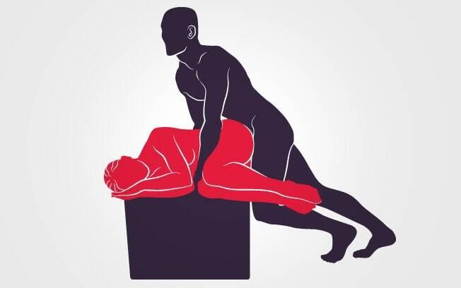 27. SONHO ERÓTICO: Puro fetiche... Ela deita de lado e finge que está dormindo enquanto ele aproveita sua vulnerabilidade . Foto: Renato Munhoz (Arte iG)