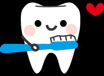 歯はみがきイラスト 無料フリー素材