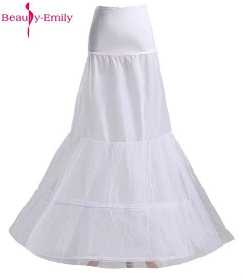 Aliexpress.com : Buy 2017 White Half Mermaid Petticoat for