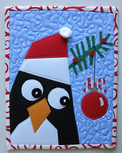 """""""A Penguin Holiday"""""""