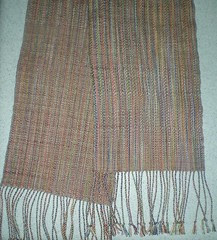 Dimity Weave Scarf