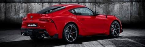 toyota gr supra starting msrp  release date