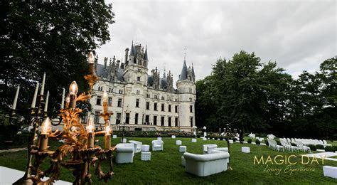 French Chateau Wedding: a Fairy Tale Celebration in Loire