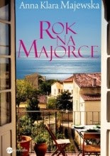 Okładka książki Rok na Majorce