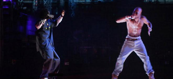 Τουπάκ Σακούρ, ανάσταση, Dr. Dre, Coachella, Σνουπ Ντόγκι Ντογκ, ράπερ, AV Conce
