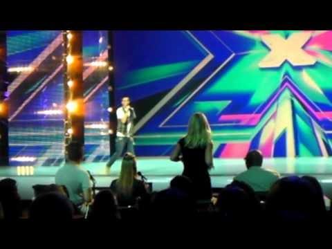 britney spears se la balla durante un'audizione di x factor