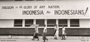 indonesia for indonesians
