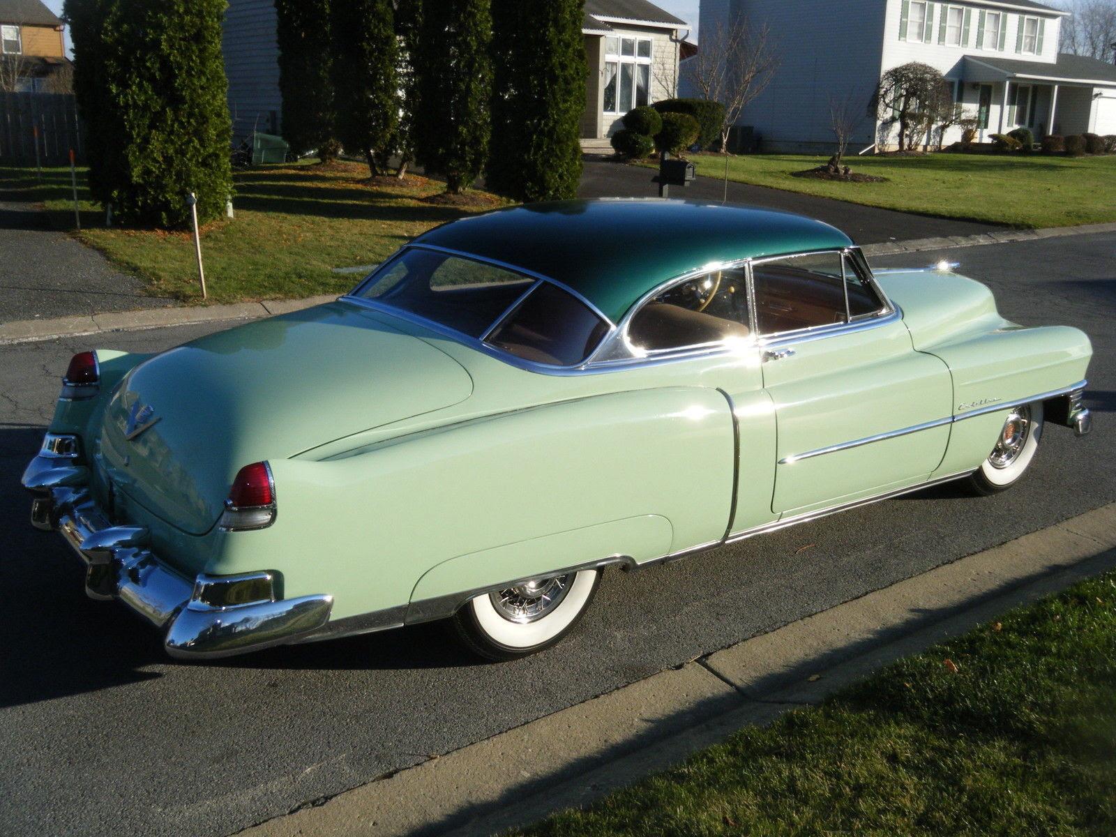 1951 Cadillac Coupe! RARE!! Original Time Capsule! 1950 ...