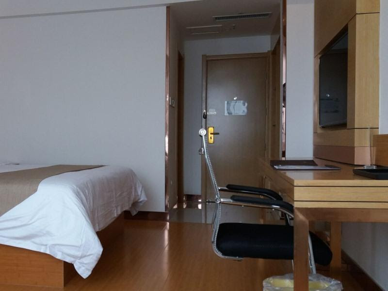 Price GreenTree Inn Shandong Heze Caoxian Zhuangzhai Town Oriental Times City Business Hotel
