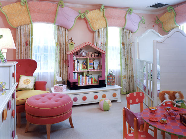 Bhek Kids Window Treatments Design Ideas