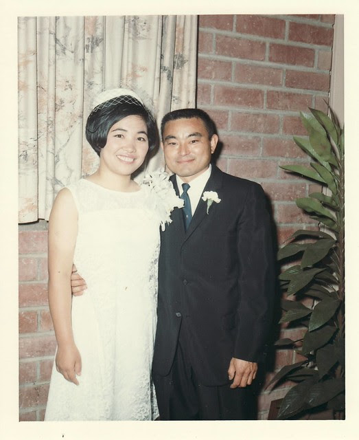 Happy 46th Anniversary Mom & Dad!