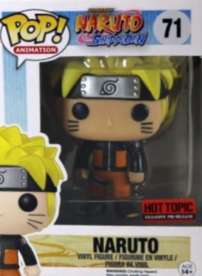 Funko Pop Naruto Shippuden Checklist, Series, Wave ...