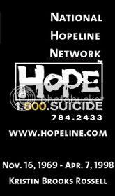 Hopeline: Get Help Now