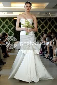 Oscar de la Renta Bridal Spring 2013 Collection