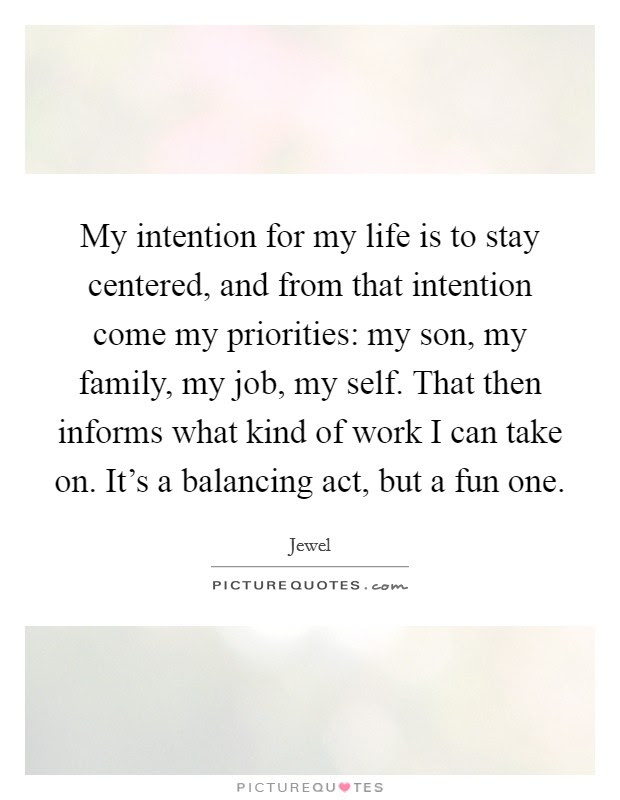 Balancing Act Quotes Sayings Balancing Act Picture Quotes