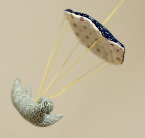 Flying bobo