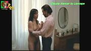 Claudia Alencar nua no filme A Freira e o torturador