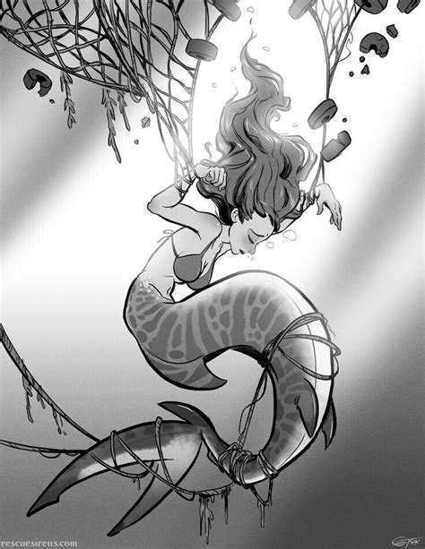 sadness feels   visions  mermaids dance
