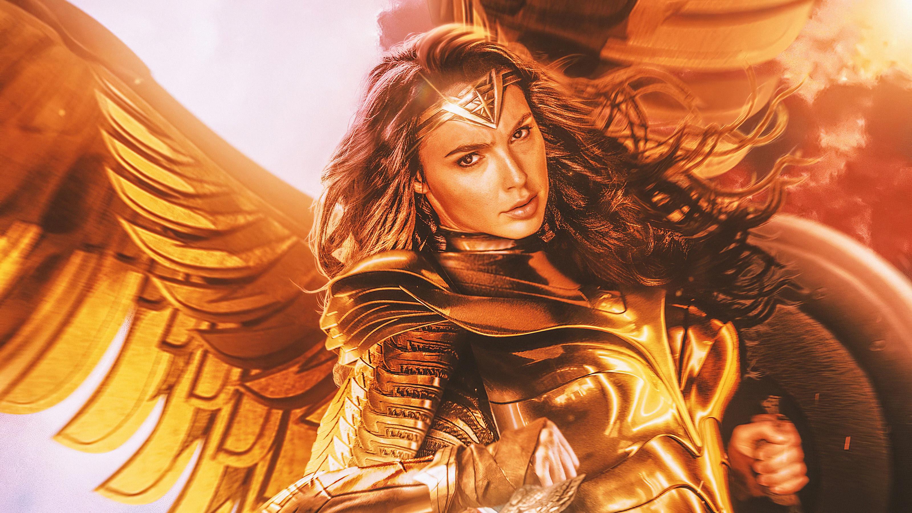 Wonder Woman 1984 Wallpapers Hd Wallpapers