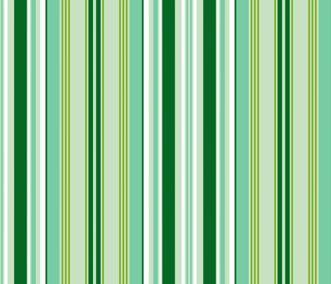 Beach Cabana Stripe 2