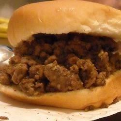 Loose Meat on a Bun, Restaurant Style Recipe - Allrecipes.com