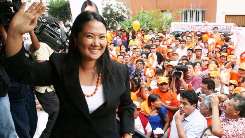 Keiko Fujimori continúa en carrera electoral, confirma el JEE