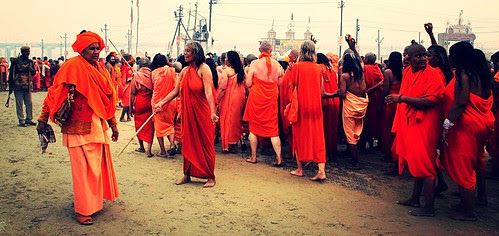 The Sanyasins Shahi Snan Maha Kumbh by firoze shakir photographerno1